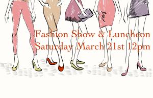 Fashion Show & Luncheon